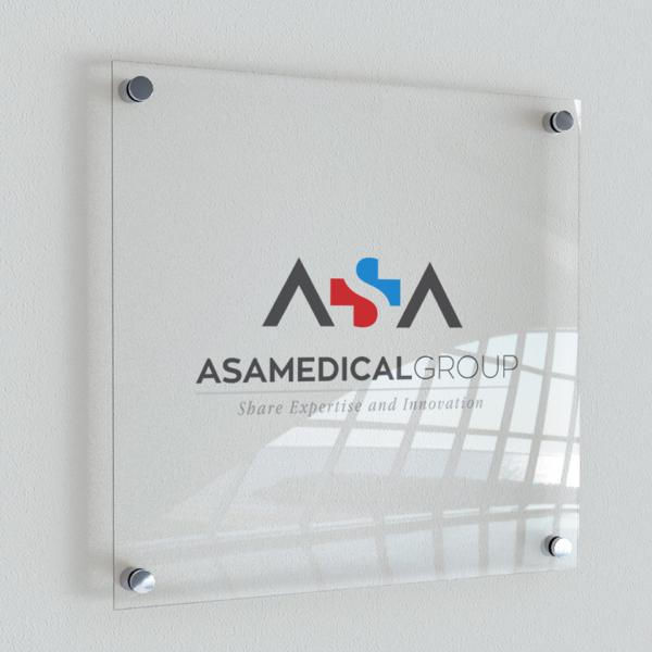 Studio del brand Asamedical Group