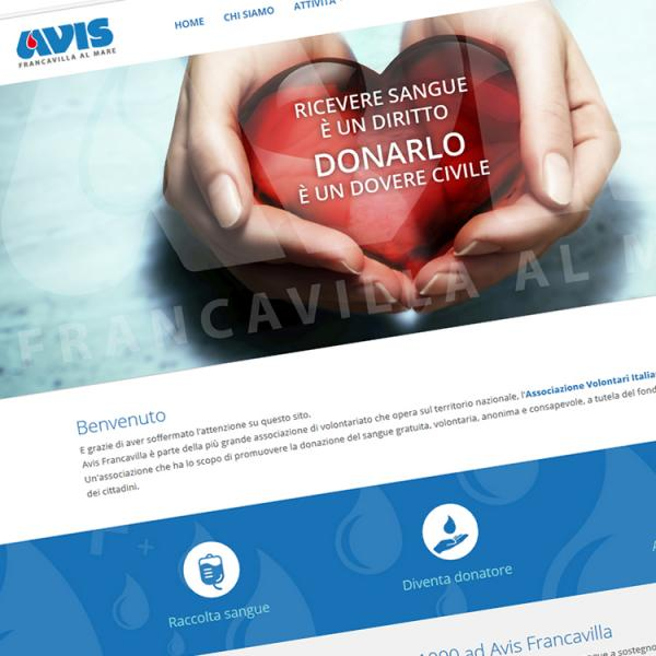 Web design AVIS