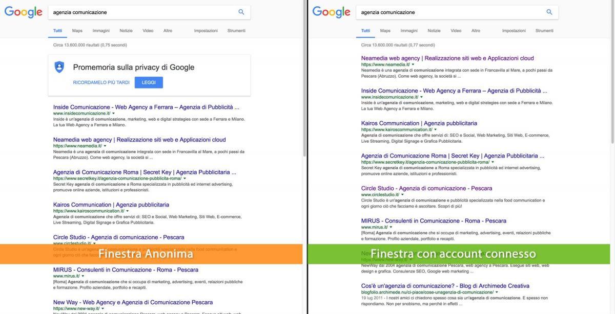 Risultati di ricerca per termini usati di frequente dall'utente